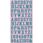 Cosmo Cricket - Ready Set Chipboard - Fairy Tales Alphabet