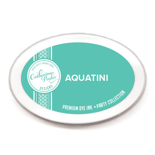 Catherine Pooler Designs - Party Collection - Premium Dye Ink Pads - Aquatini