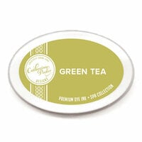 Catherine Pooler Designs - Spa Collection - Premium Dye Ink Pads - Green Tea
