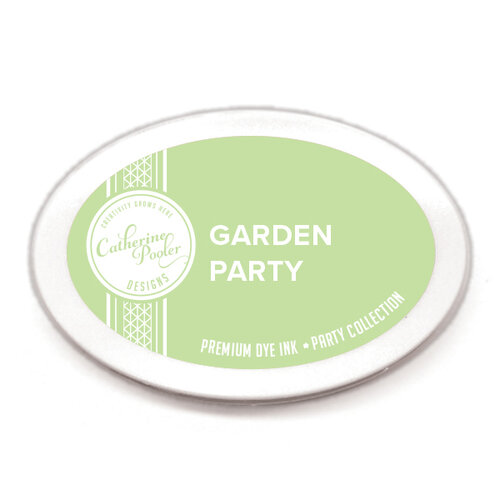 Catherine Pooler Designs - Party Collection - Premium Dye Ink Pads - Garden Party