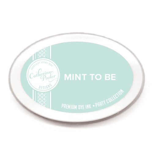 Catherine Pooler Designs - Party Collection - Premium Dye Ink Pads - Mint To Be