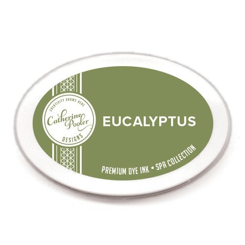 Catherine Pooler Designs - Spa Collection - Premium Dye Ink Pads - Eucalyptus