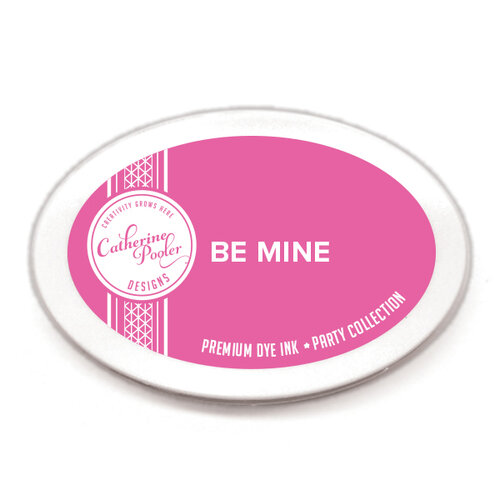Catherine Pooler Designs - Party Collection - Premium Dye Ink Pads - Be Mine