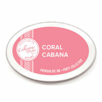 Catherine Pooler Designs - Party Collection - Premium Dye Ink Pads - Coral Cabana