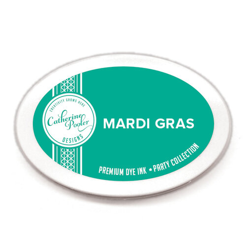 Catherine Pooler Designs - Party Collection - Premium Dye Ink Pads - Mardi Gras