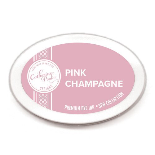 Catherine Pooler Designs - Spa Collection - Premium Dye Ink Pads - Pink Champagne