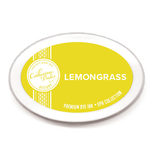 Catherine Pooler Designs - Spa Collection - Premium Dye Ink Pads - Lemongrass