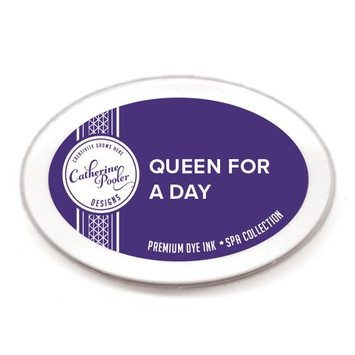 Catherine Pooler Designs - Spa Collection - Premium Dye Ink Pads - Queen For A Day