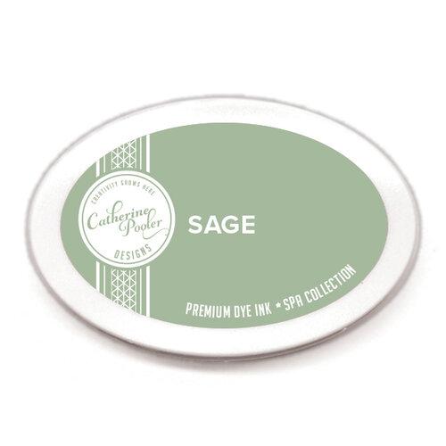Catherine Pooler Designs - Spa Collection - Premium Dye Ink Pads - Sage