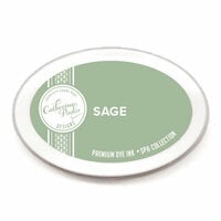 Catherine Pooler Designs - Spa Collection - Premium Dye Ink Pads - Sage