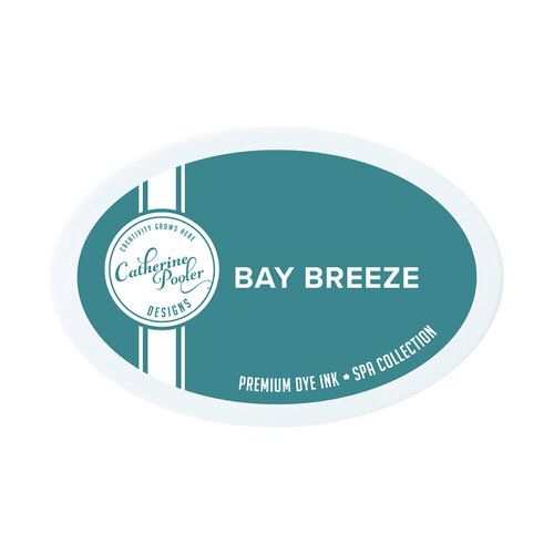 Catherine Pooler Designs - Spa Collection - Premium Dye Ink Pads - Bay Breeze