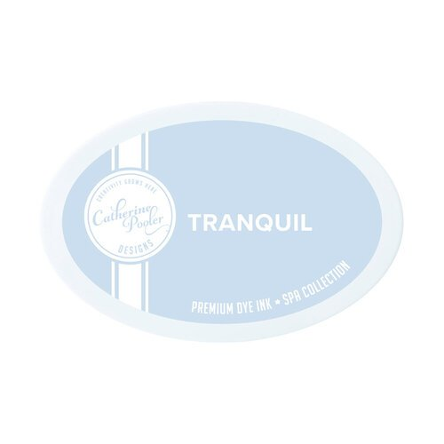 Catherine Pooler Designs - Spa Collection - Premium Dye Ink Pads - Tranquil