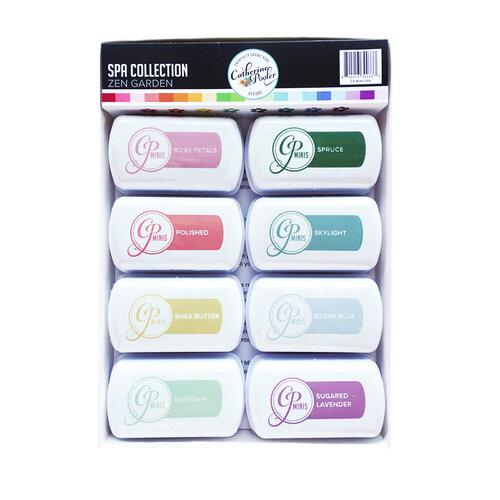 Catherine Pooler Designs - Minis Bundle - Premium Dye Ink - Zen Garden