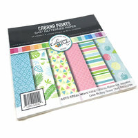 Catherine Pooler Designs - 6 x 6 Patterned Paper - Cabana Prints