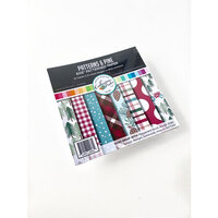 Catherine Pooler Designs - 6 x 6 Patterned Paper Pack - Patterns and Pine