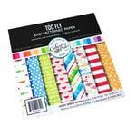 Catherine Pooler Designs - Father's Day Collection - 6 x 6 Patterned Paper - Too Fly