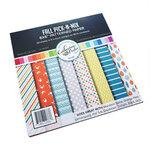 Catherine Pooler Designs - 6 x 6 Paper Pad - Fall Pick-n-Mix