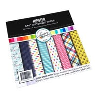 Catherine Pooler Designs - Let's Party Collection - 6 x 6 Patterned Paper - Hipster