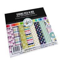 Catherine Pooler Designs - 6 x 6 Paper Pad - Spring Pick N Mix