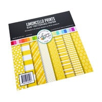 Catherine Pooler Designs - 6 x 6 Patterned Paper Pad - Limoncello