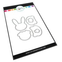 Catherine Pooler Designs - One Plus One Collection - Dies - Oh, Baby!