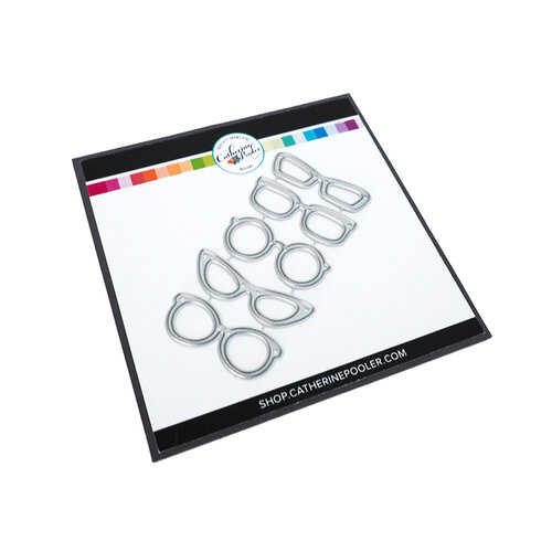 Catherine Pooler Designs - Let's Party Collection - Dies - Pet Specs