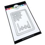 Catherine Pooler Designs - Dies - Cobweb Mini Cover Plate