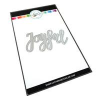 Catherine Pooler Designs - Dies - Joyful Word