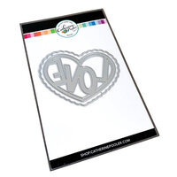 Catherine Pooler Designs - Love N Hearts Collection - Dies - Love In Heart