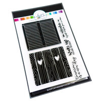 Catherine Pooler Designs - Outside Your Window Collection - Clear Photopolymer Stamps - Outside Your Window