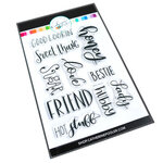 Catherine Pooler Designs - Father's Day Collection - Clear Photopolymer Stamps - Ways to Say You