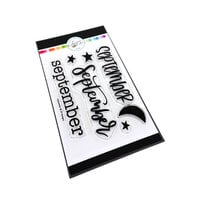 Catherine Pooler Designs - Clear Photopolymer Stamp - September
