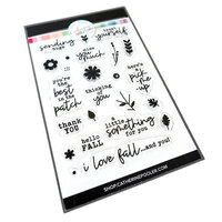 Catherine Pooler Designs - Clear Photopolymer Stamps - Best in the Patch