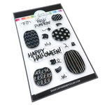 Catherine Pooler Designs - Clear Photopolymer Stamps - Hey Pumpkin