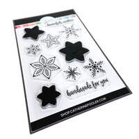 Catherine Pooler Designs - Clear Photopolymer Stamps - Christmas - Nordic Stars