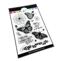 Catherine Pooler Designs - Clear Photopolymer Stamps - Just Soar