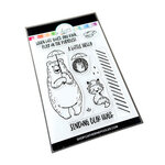 Catherine Pooler Designs - April Showers Bring Collection - Clear Photopolymer Stamps - Puddle Play