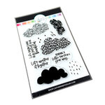 Catherine Pooler Designs - April Showers Bring Collection - Clear Photopolymer Stamps - April Showers