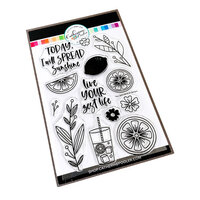 Catherine Pooler Designs - Clear Photopolymer Stamps - Your Zest Life