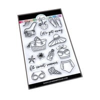Catherine Pooler Designs - Clear Photopolymer Stamps - Sweet Summer