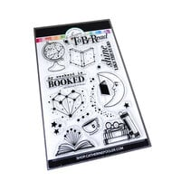 Catherine Pooler Designs - Clear Photopolymer Stamps - Light Reading