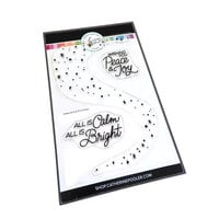 Catherine Pooler Designs - Classy Christmas Collection - Clear Photopolymer Stamps - Holiday Glimmer