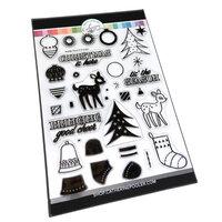 Catherine Pooler Designs - Christmas - Nostalgic Season Collection - Clear Photopolymer Stamps - Nostalgic Season