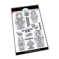 Catherine Pooler Designs - Eastern European Market Collection - Clear Photopolymer Stamps - We Fit