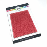 Catherine Pooler Designs - Cling Mounted Rubber Stamp - Kaleidoscope Background