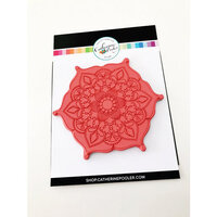 Catherine Pooler Designs - Cling Mounted Rubber Stamp Set - Rizzo Background Stamp