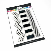 Catherine Pooler Designs - Clear Photopolymer Stamps - YAY Stripes!