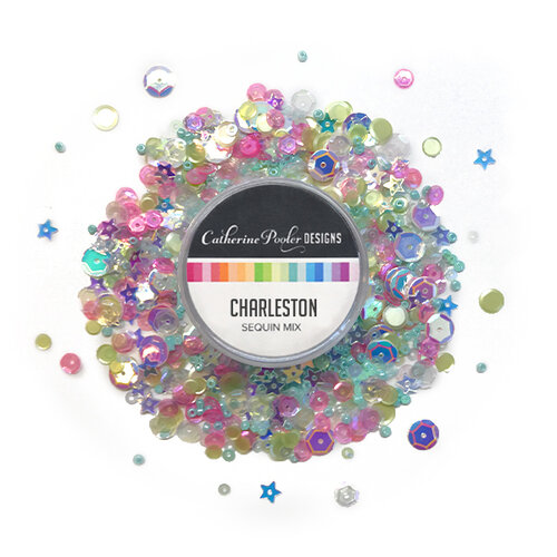 Catherine Pooler Designs - Sequin Mix - Charleston