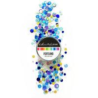 Catherine Pooler Designs - April Showers Bring Collection - Sequins Mix - Portland