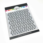 Catherine Pooler Designs - Stencil - Wonky Triangle
